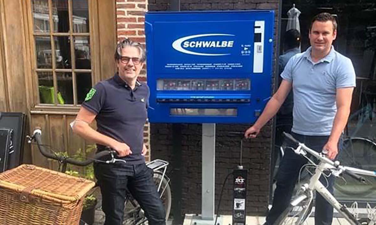 Openbare fietspompen en inrijpunten in Zele.